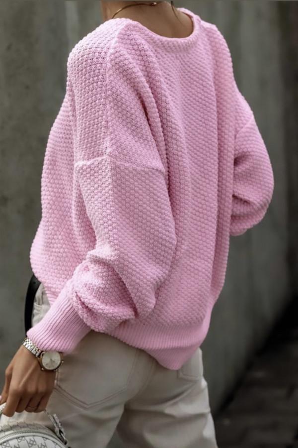 Kardigan SUNNY Light Pink 2