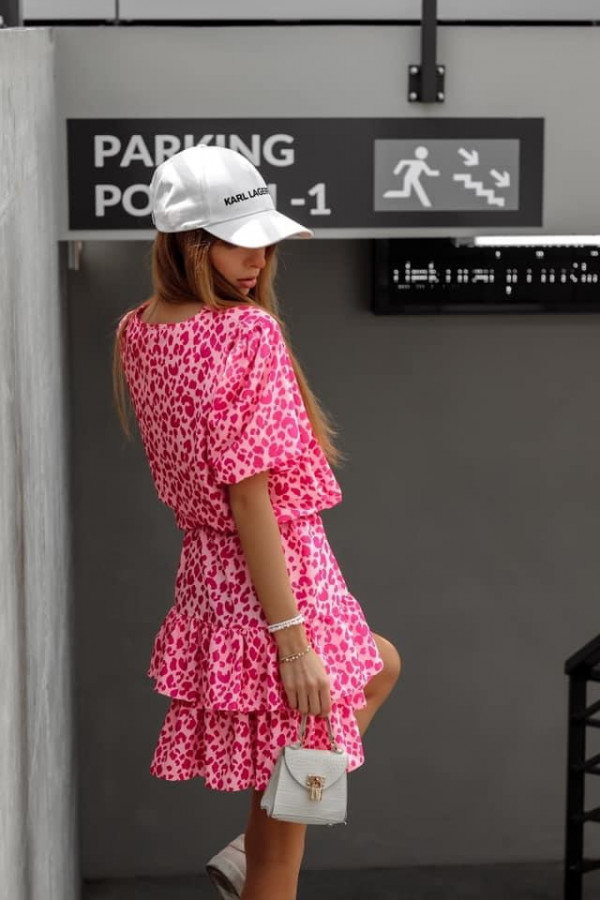 Sukienka SOHO Pink Panther 2