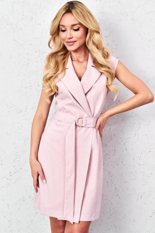 Sukienka LALOUS Light Pink