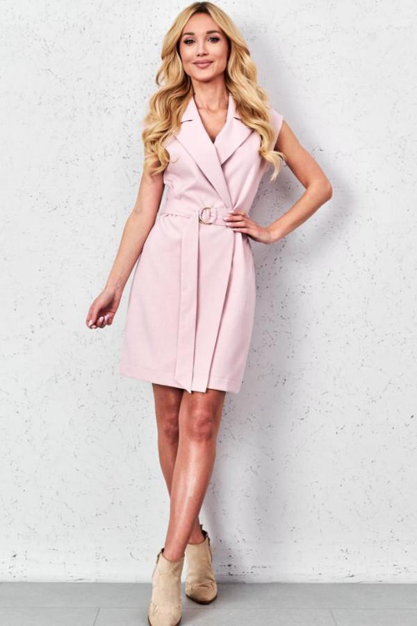 Sukienka LALOUS Light Pink 1
