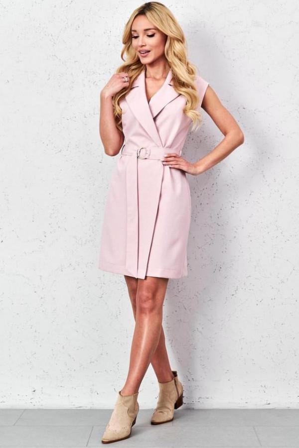 Sukienka LALOUS Light Pink 2