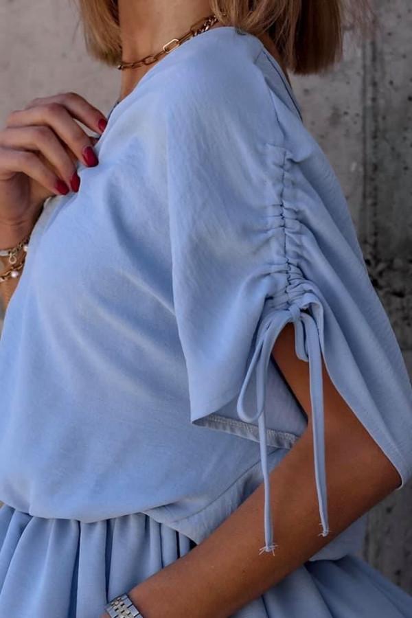 Sukienka SALLY Ocean Blue