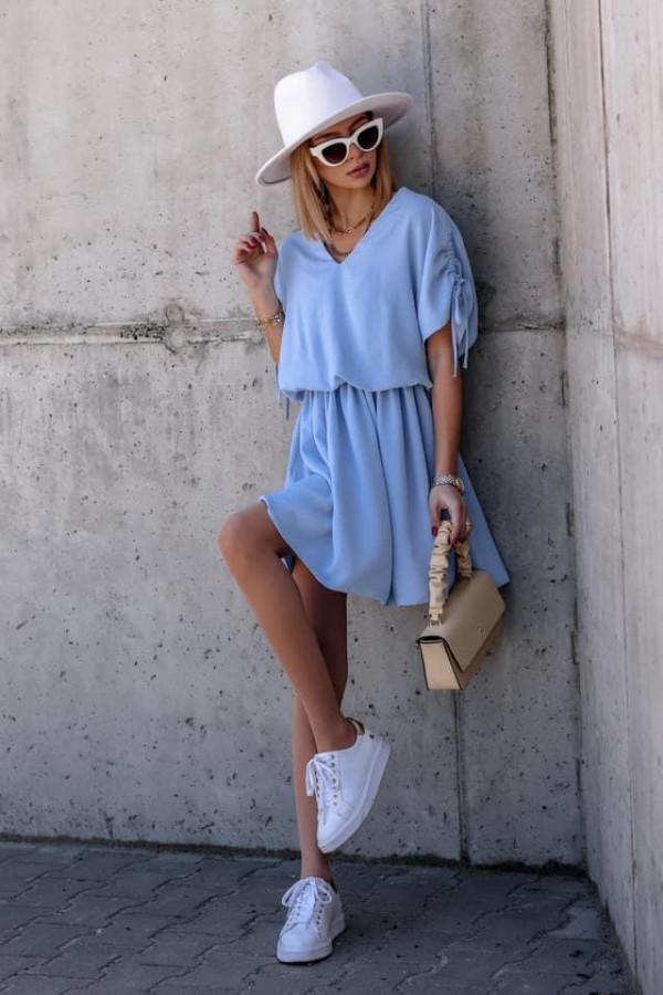 Sukienka SALLY Ocean Blue 1