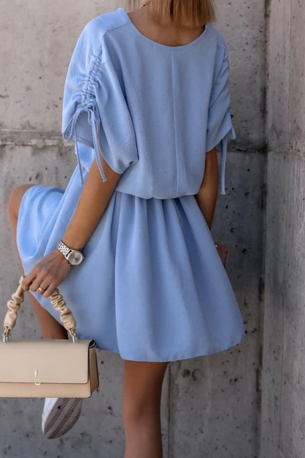 Sukienka SALLY Ocean Blue 2