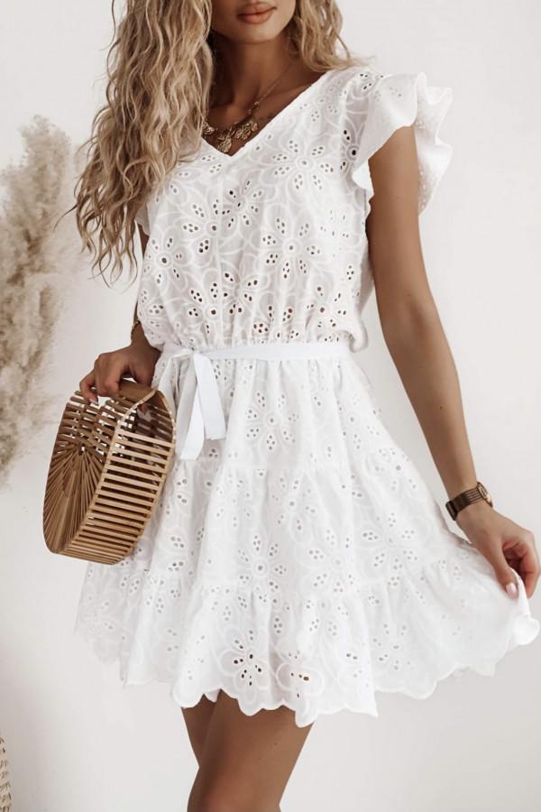Sukienka JULI White 2