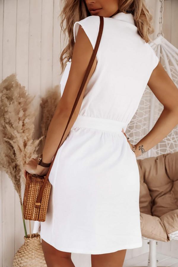 Sukienka NELL White 1
