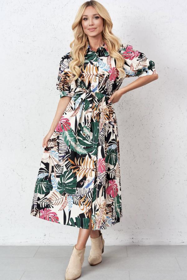 Sukienka PALOMA Flower Power 2