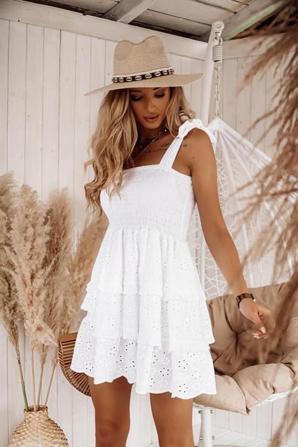 Sukienka EMMA White