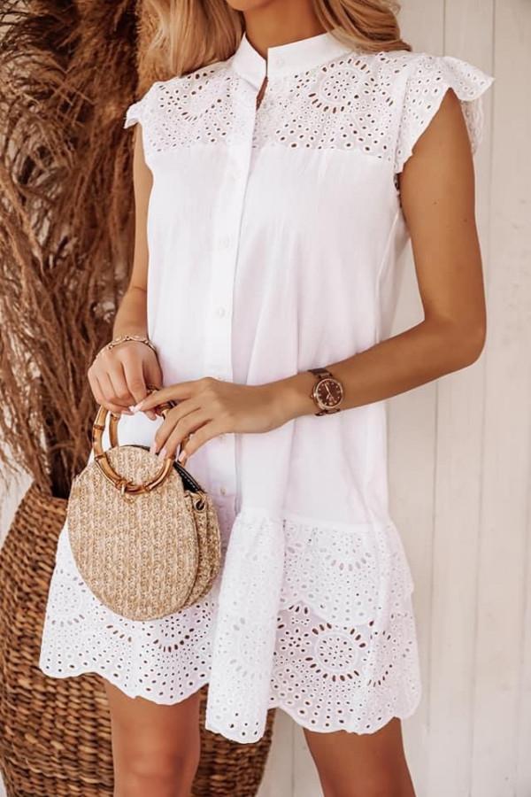 Sukienka TESSA White