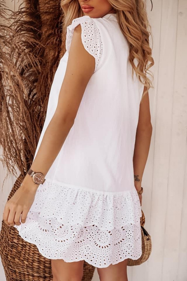Sukienka TESSA White 1