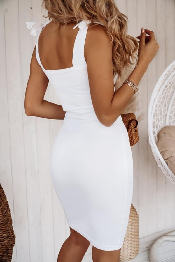 Sukienka SASY White 1