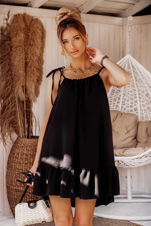 Sukienka LEILA Black 1