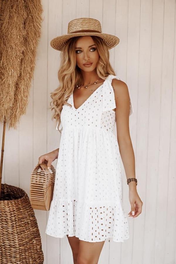 Sukienka JOSIE White 2