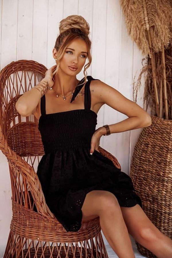 Sukienka EMMA Black 1