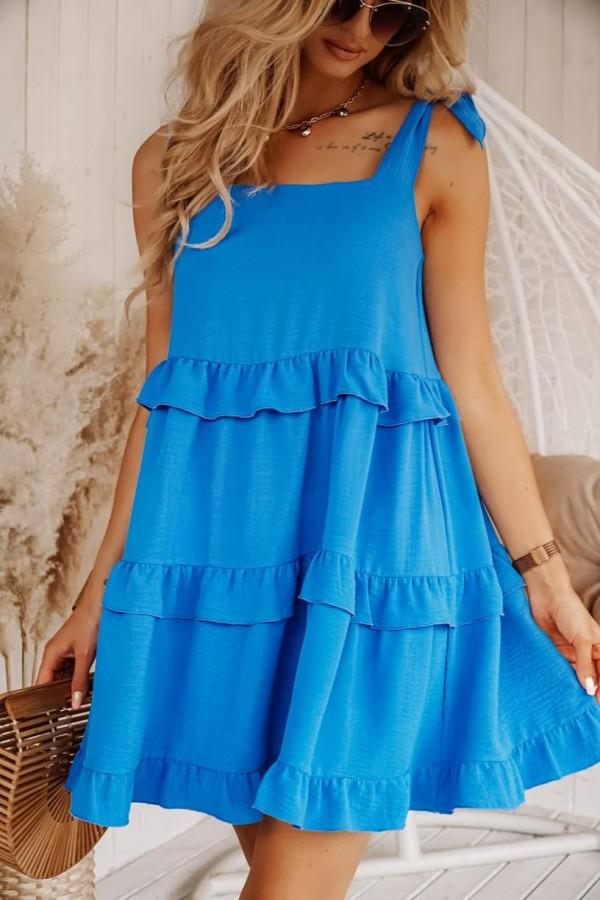 Sukienka ASTI Ocean Blue
