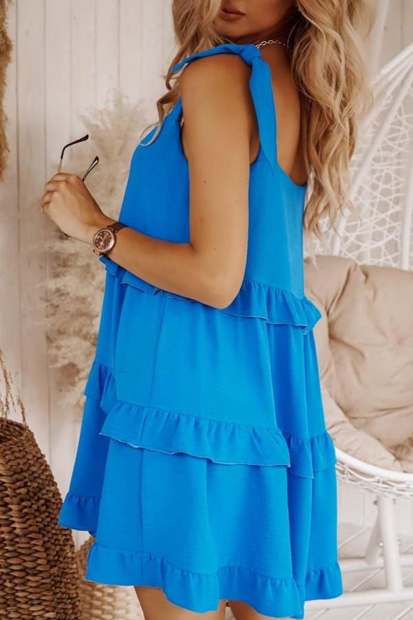 Sukienka ASTI Ocean Blue 1