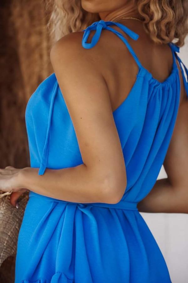 Sukienka LEILA Ocean Blue 1