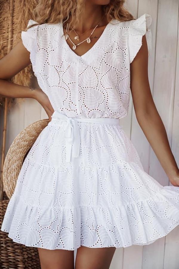Sukienka JULI White