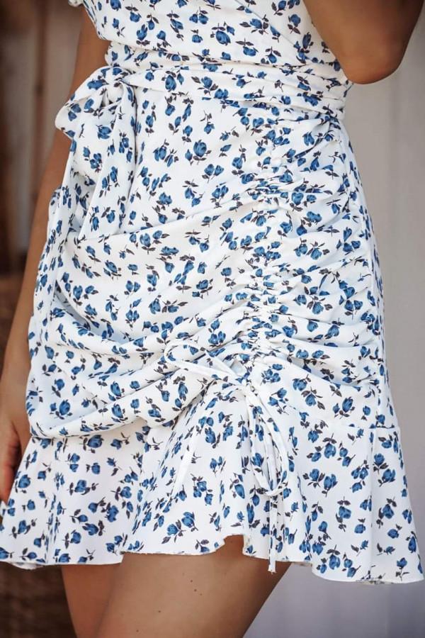 Sukienka MAYA Blue Flower 2
