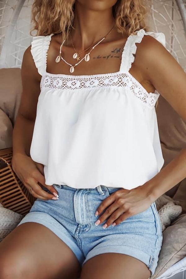 Bluzeczka CAPRI White 1