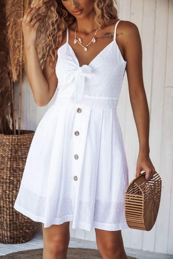 Sukienka Adria White