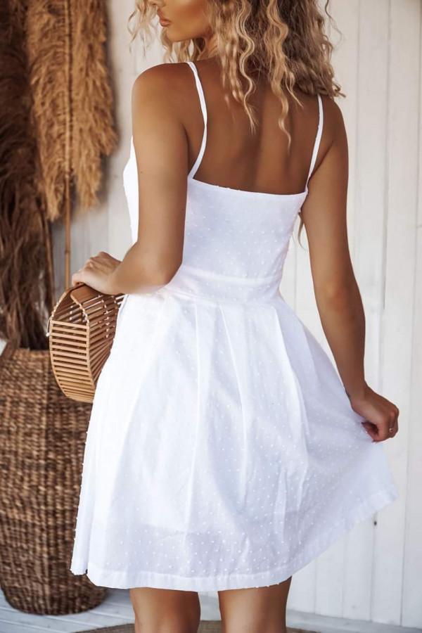 Sukienka Adria White 1