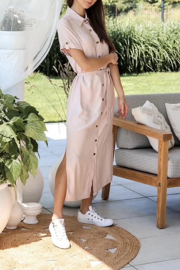 Sukienka MARINA BEIGE
