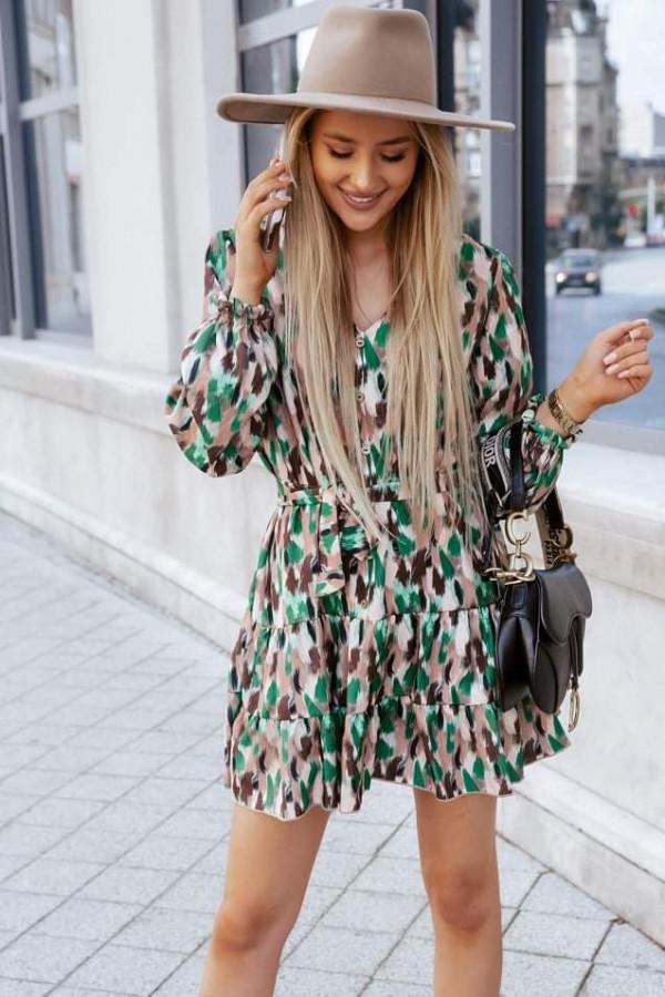 Sukienka GINNY Green Power 2