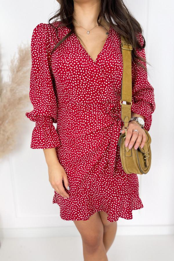 Sukienka EVA Red 1