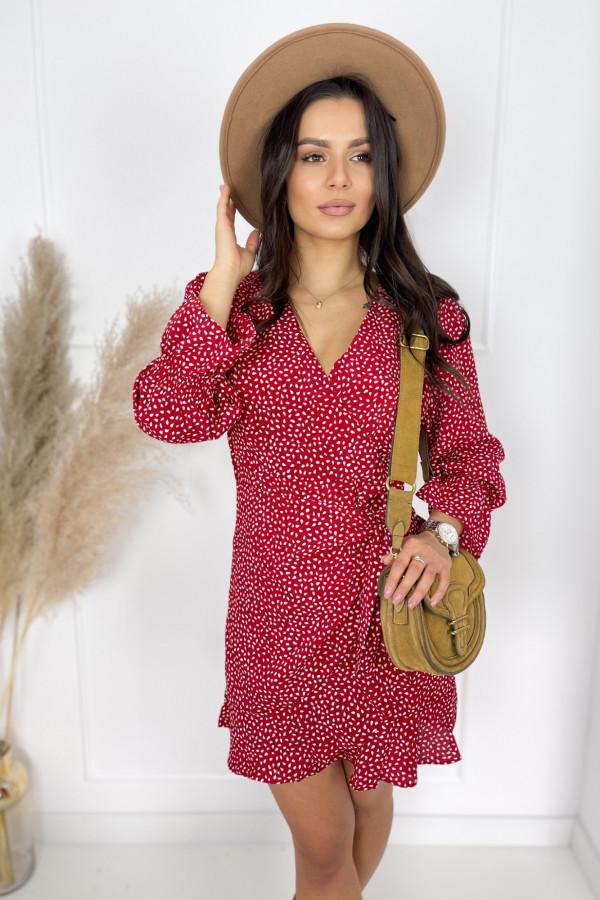 Sukienka EVA Red 3