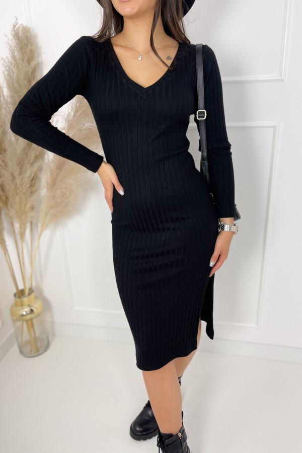 Sukienka ZOE Black 2