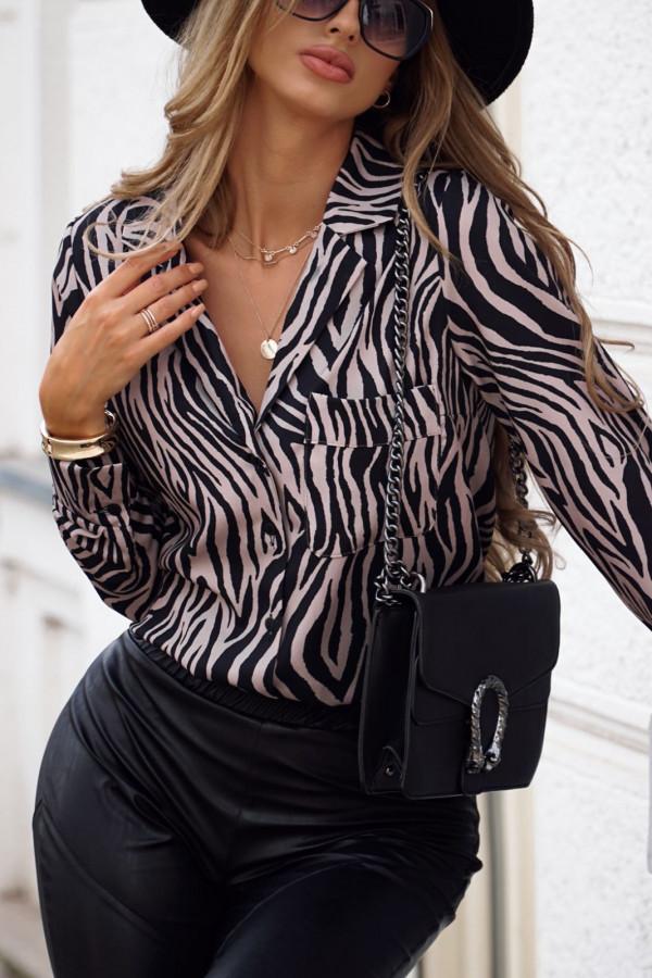 Koszula LIZZY Zebra