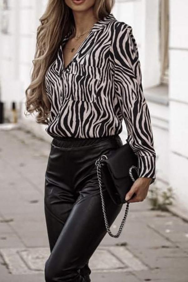 Koszula LIZZY Zebra 1