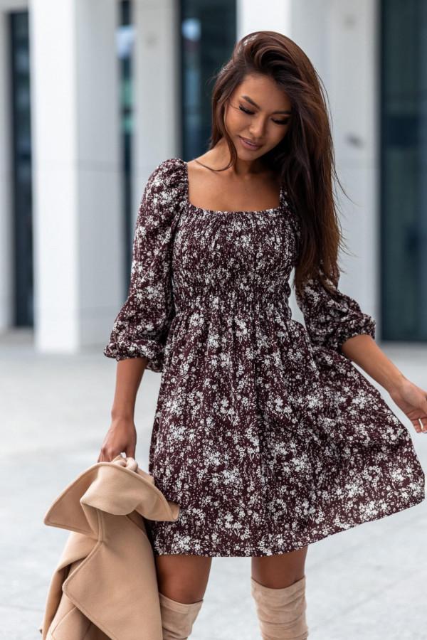 Sukienka VALERIA Chocolatte