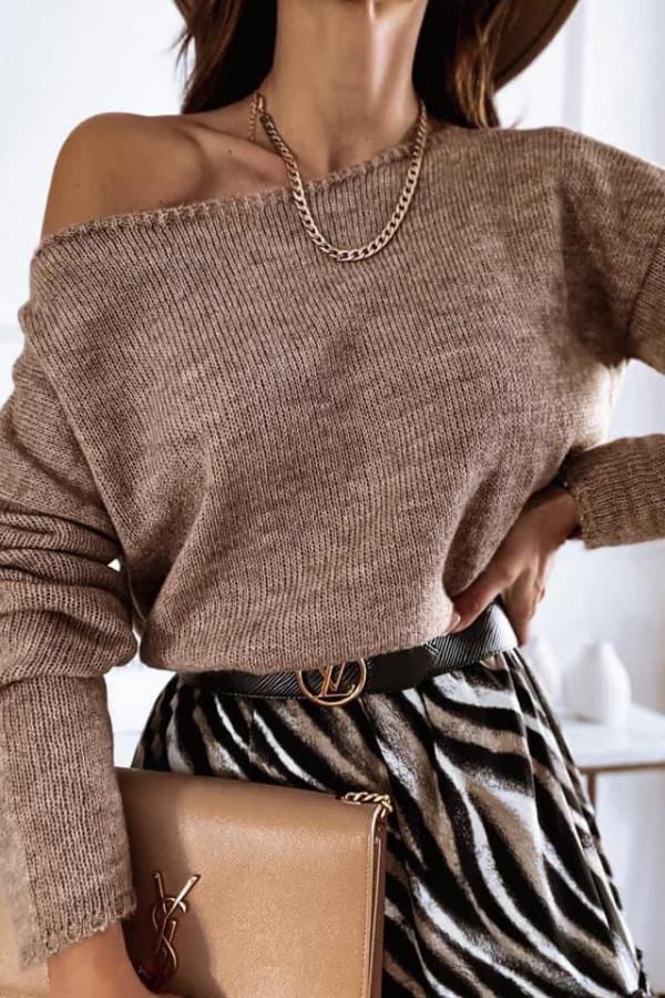 Sweterek BOCCA Latte