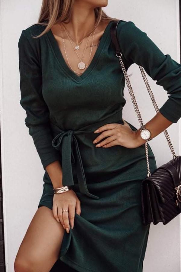 Sukienka ZOE Green
