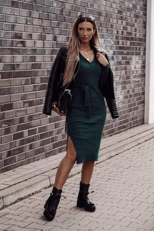 Sukienka ZOE Green 1