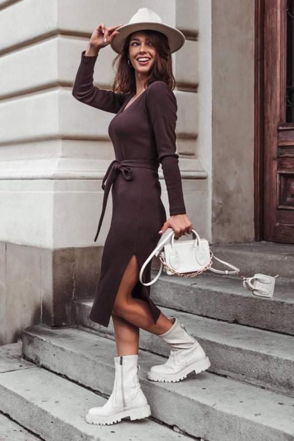 Sukienka ZOE Chocolate