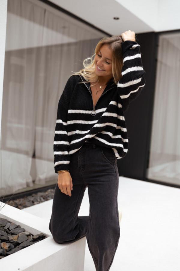 Sweter RENNE Black 1