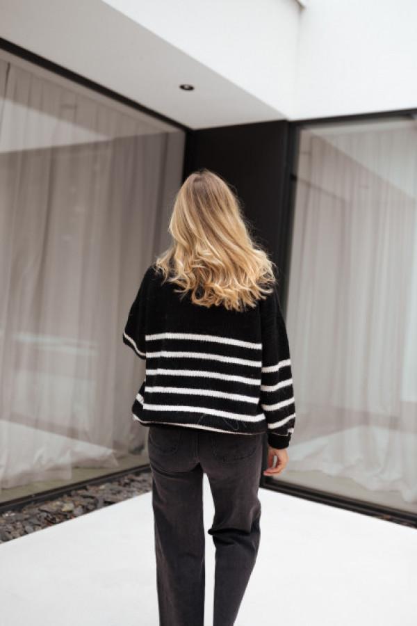 Sweter RENNE Black 2