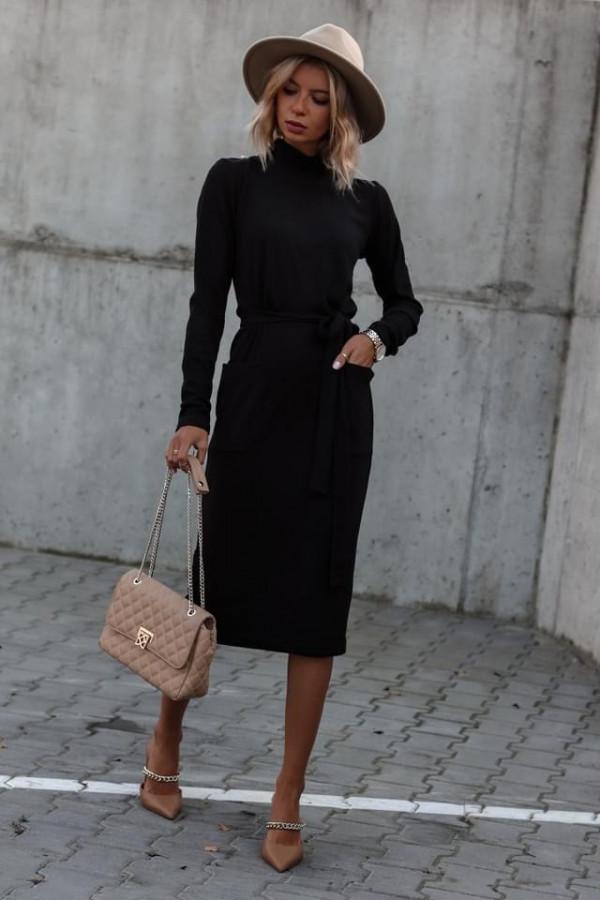 Sukienka EMMIE Black