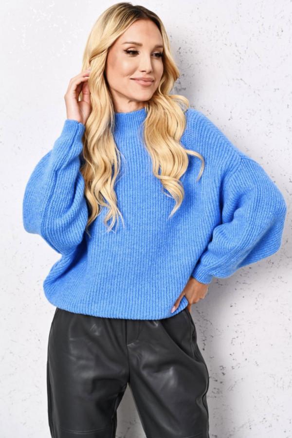 Sweter COLETTE Blue