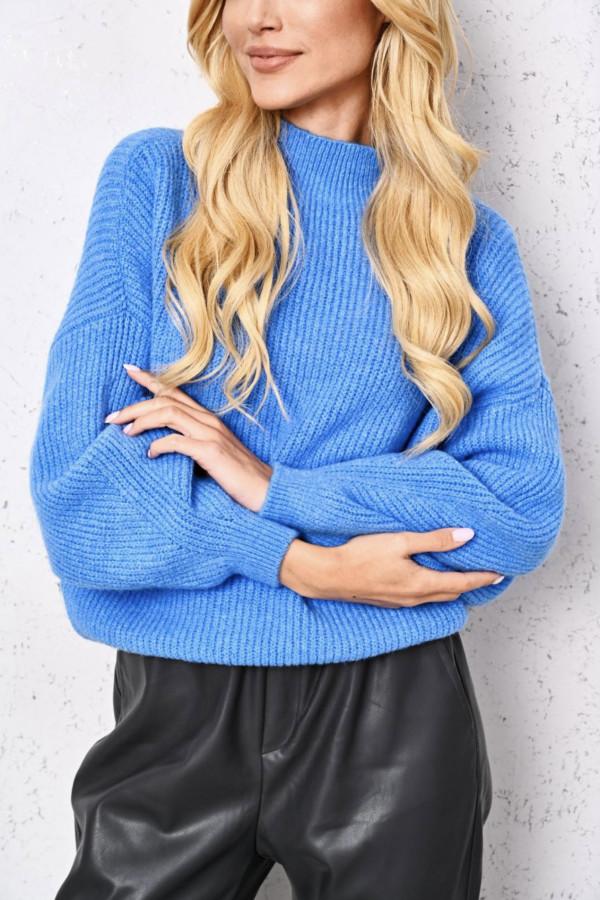 Sweter COLETTE Blue 1