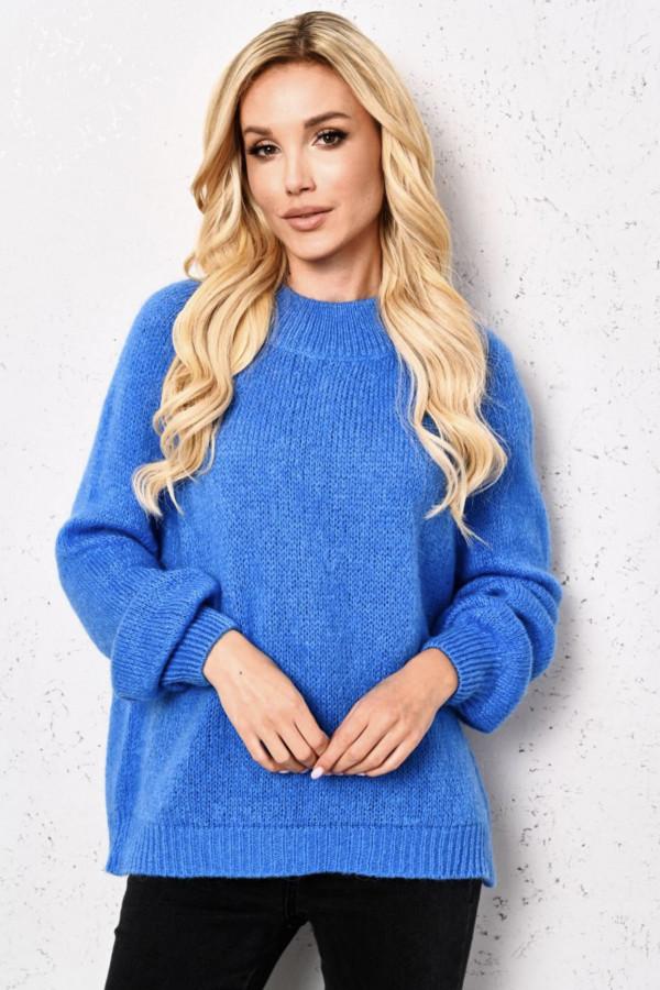Sweter BOBBY Blue