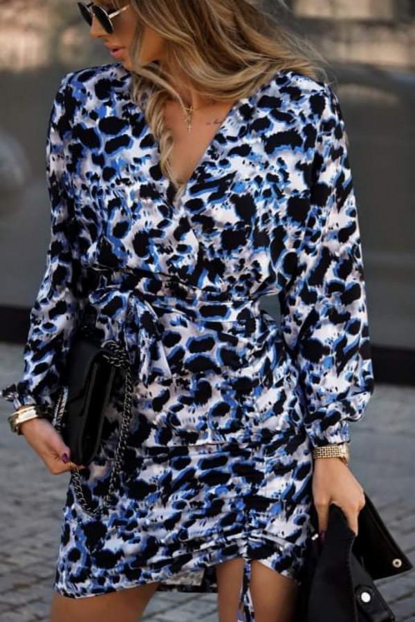 Sukienka ANYA Blue